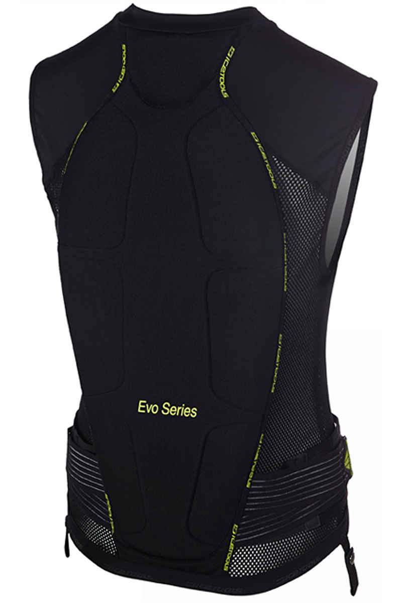 Icetools Evo Shield Protector (black lime)