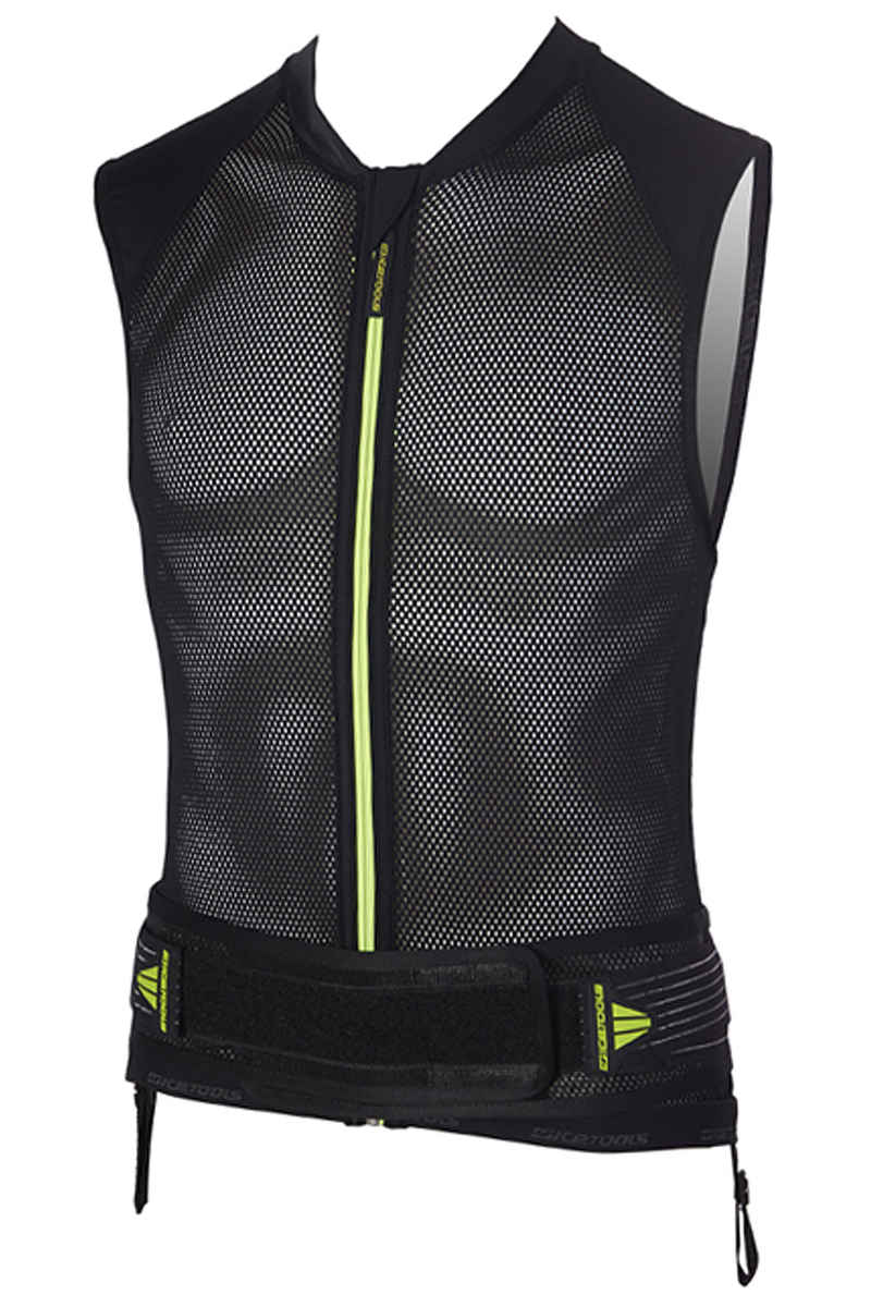 Icetools Evo Shield Protektor (black lime)