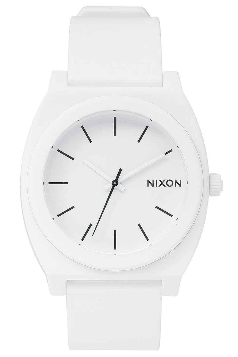 Nixon The Time Teller P Uhr (matte white)