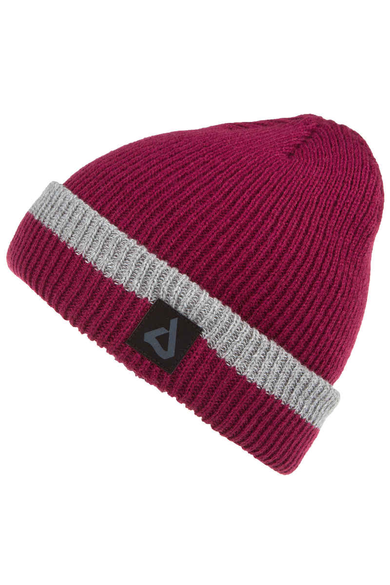 Anuell Francis Beanie (red heather grey)
