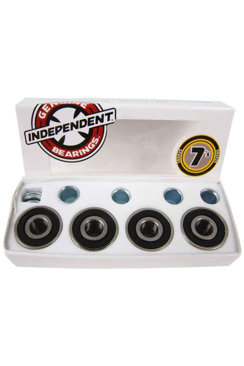 Independent ABEC 7 Roulement inkl. Spacer (silver)
