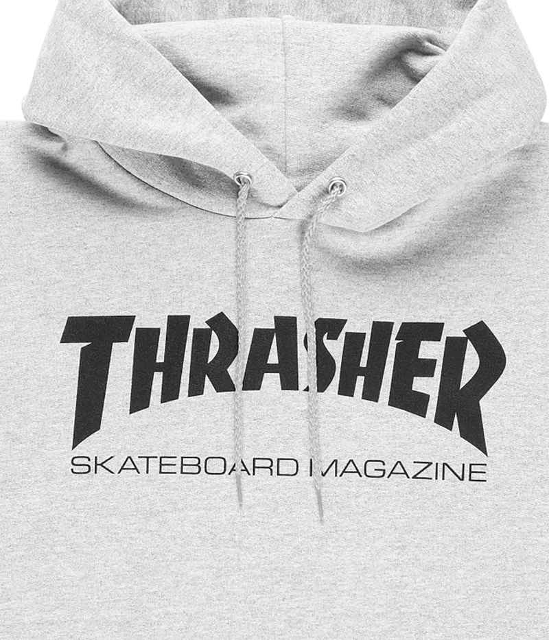 Thrasher Skate Mag Hoodie (heather grey)