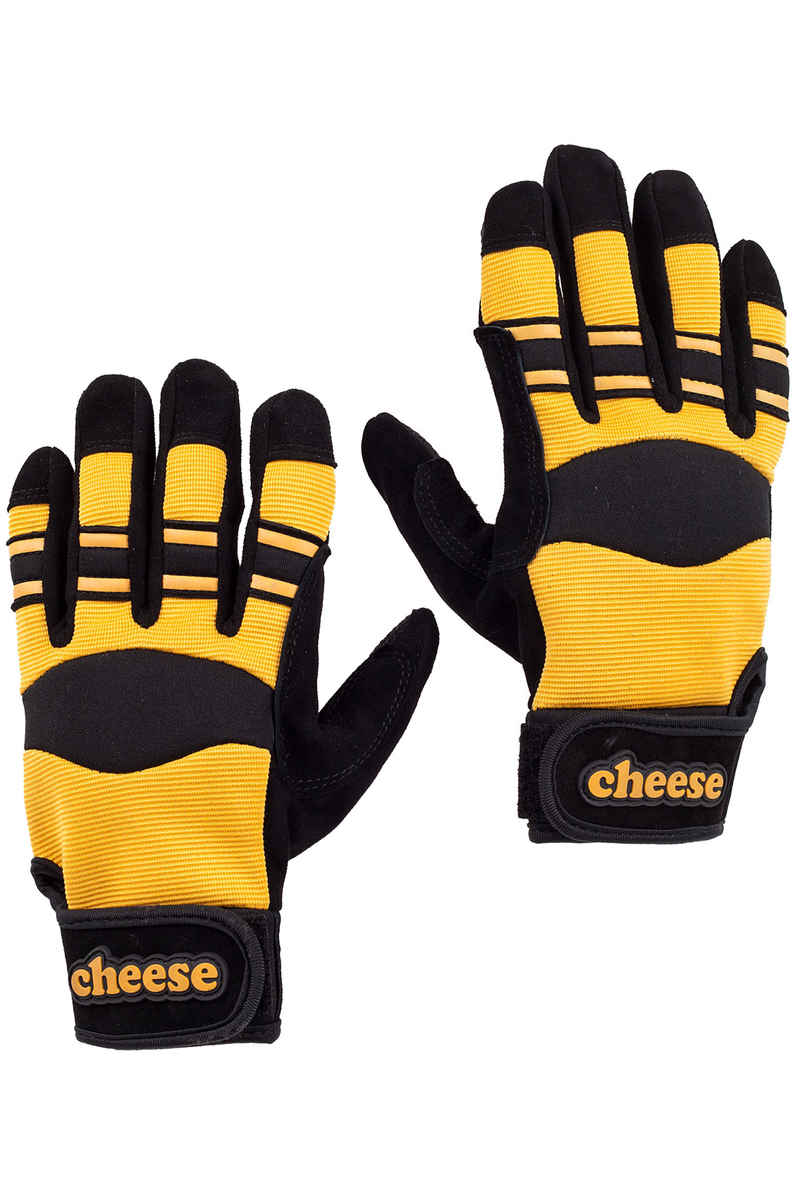 Cheese Basic Protección de manos (black yellow)