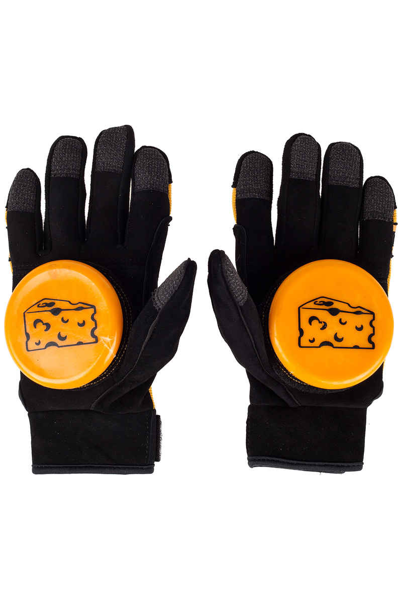Cheese Basic Hand Bescherming (black yellow)