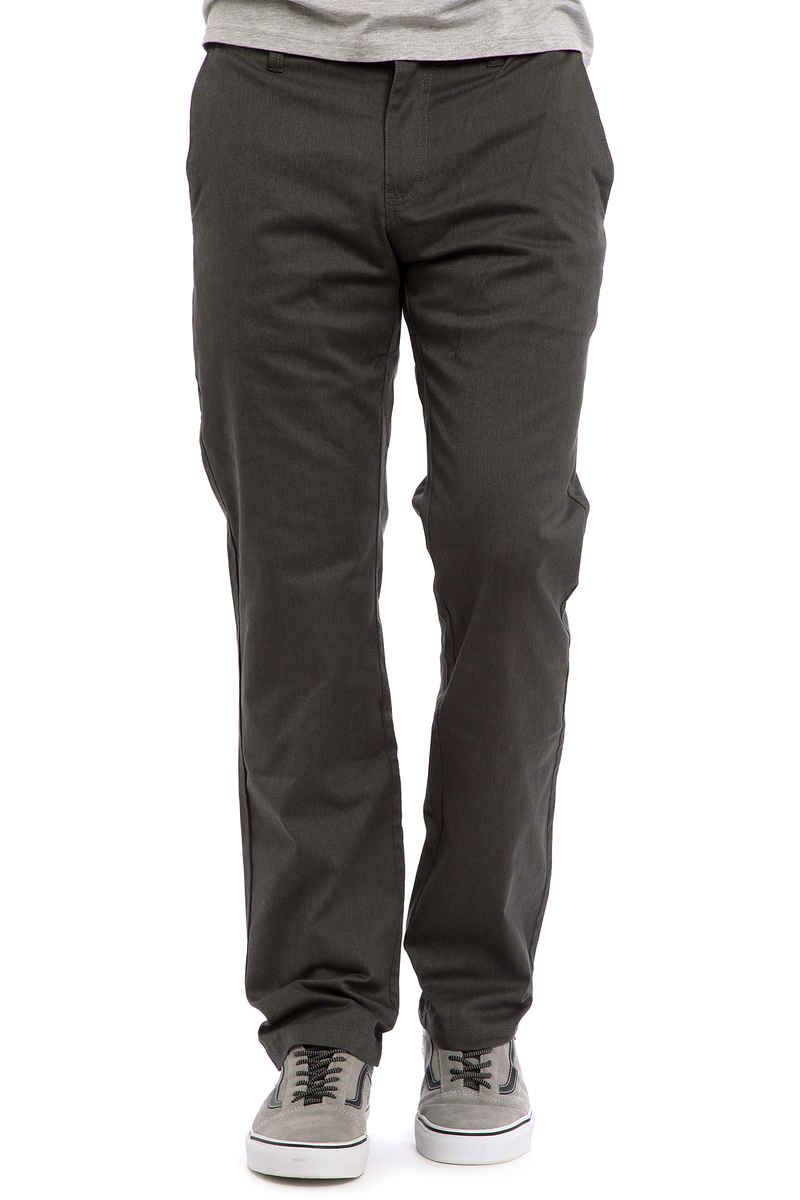 Volcom Frickin Modern Stretch FA15 Pantaloni (charcoal heather)