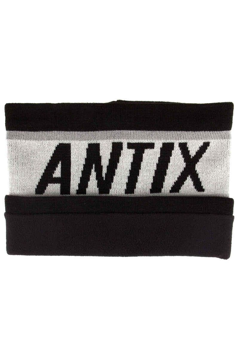 Antix Bold Neckwarmer (black grey)
