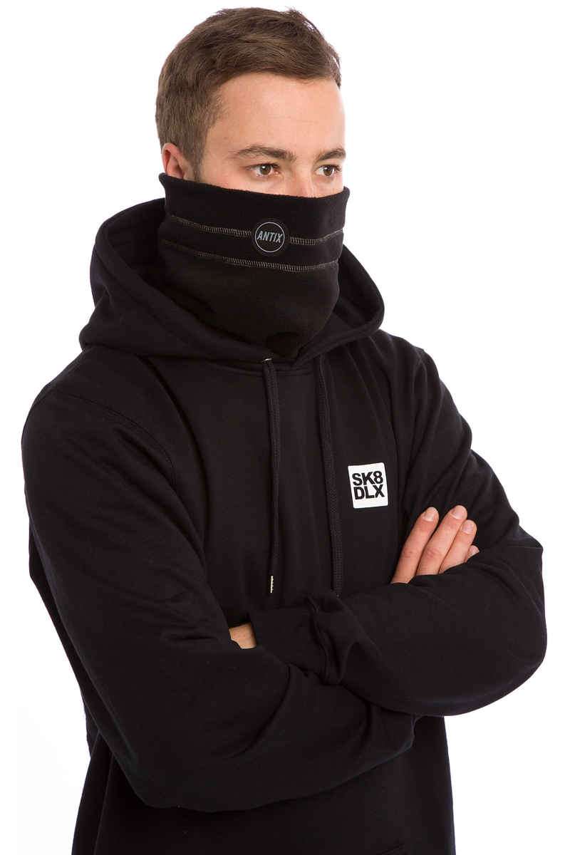 Antix Fleece Neckwarmer (black)