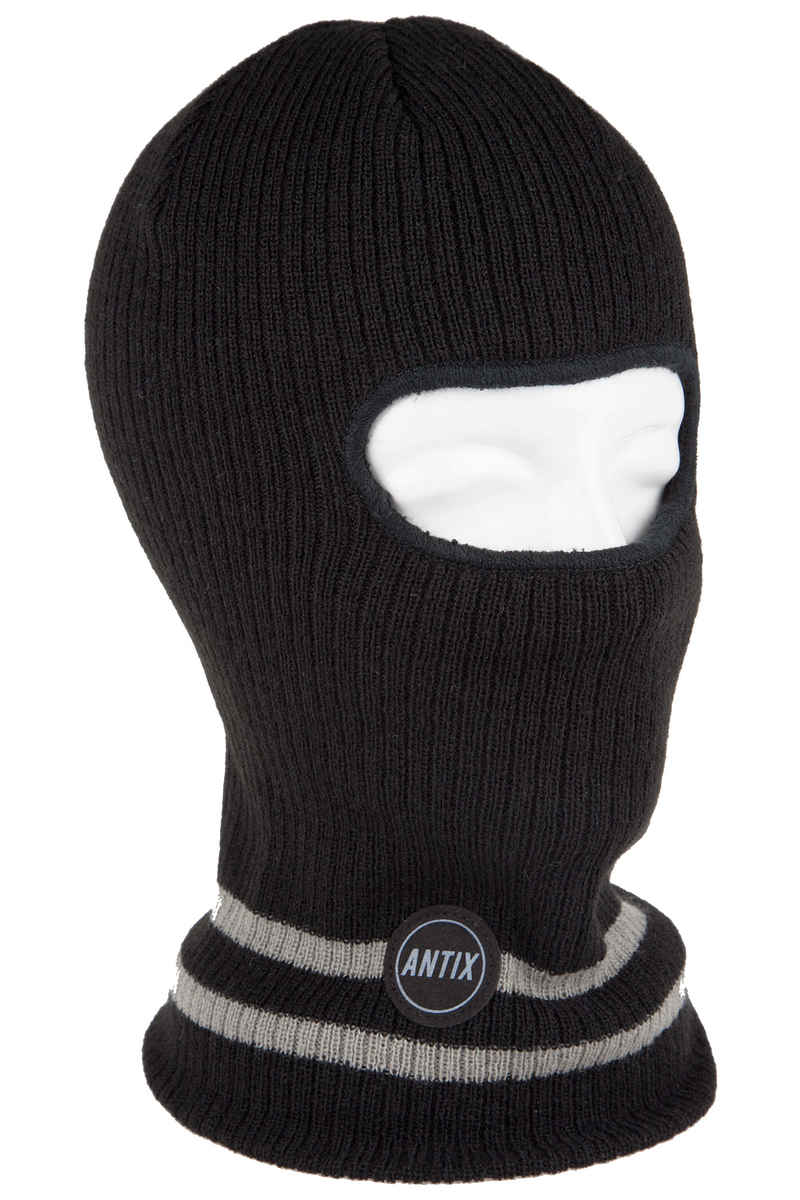 Antix Facemask Neckwarmer (black)