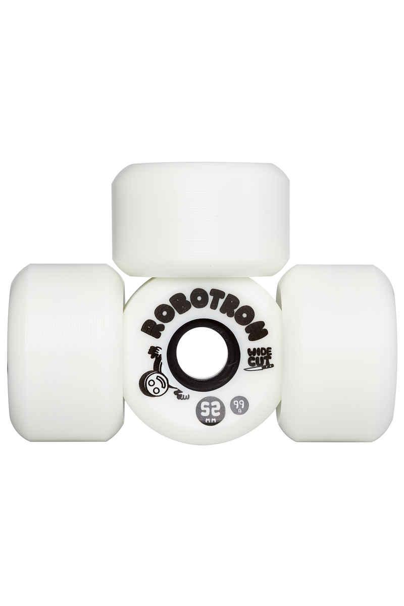 Robotron Wide Cut Wiel (white) 52mm 99A 4 Pack