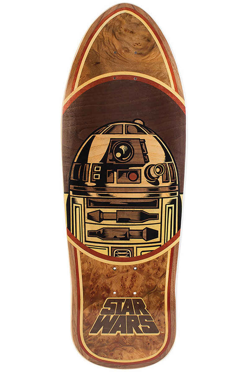 "Santa Cruz x Star Wars R2-D2 Inlay 10.35"" Tavola"