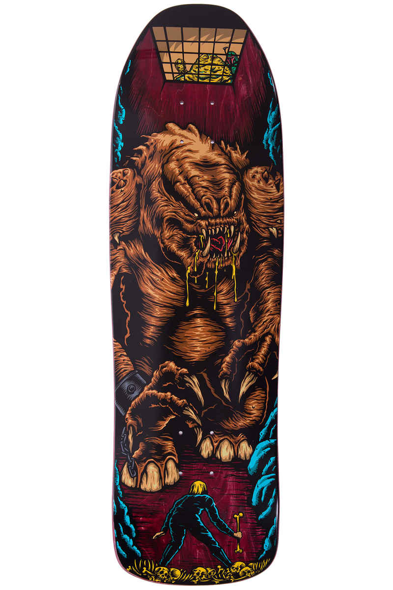 "Santa Cruz x Star Wars Rancor Scene 9.3"" Deck (brown)"