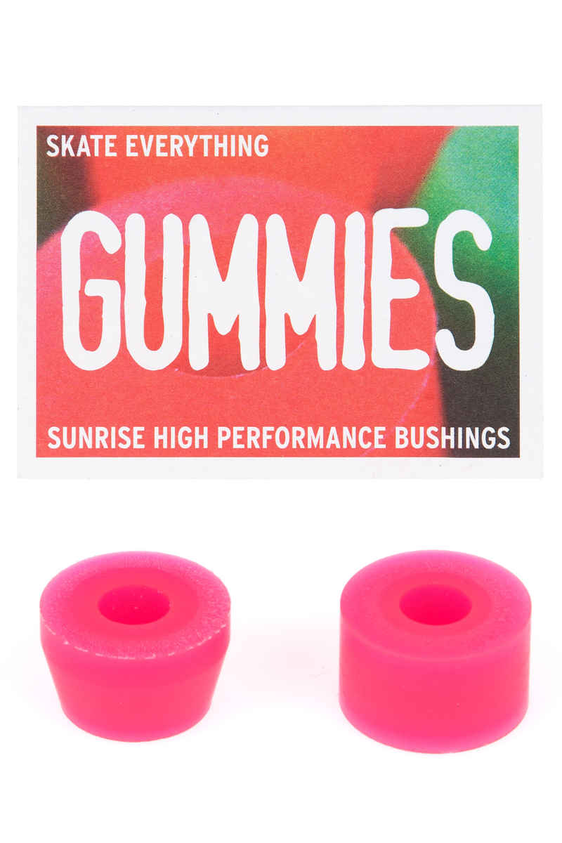 Sunrise Gummies Barrel Cone 95A Bushings (pink)