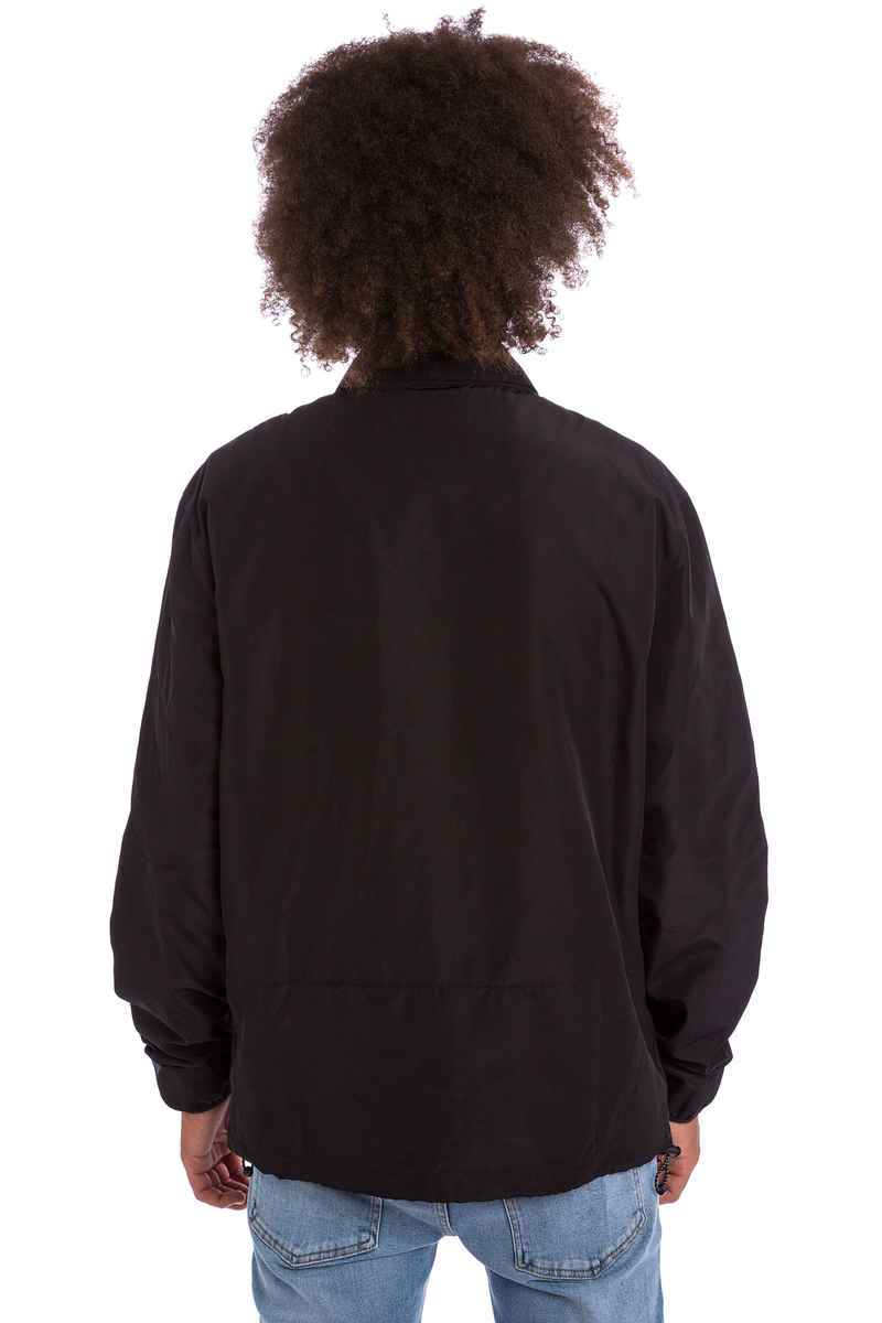 Polar Skateboards Coach Veste (black)