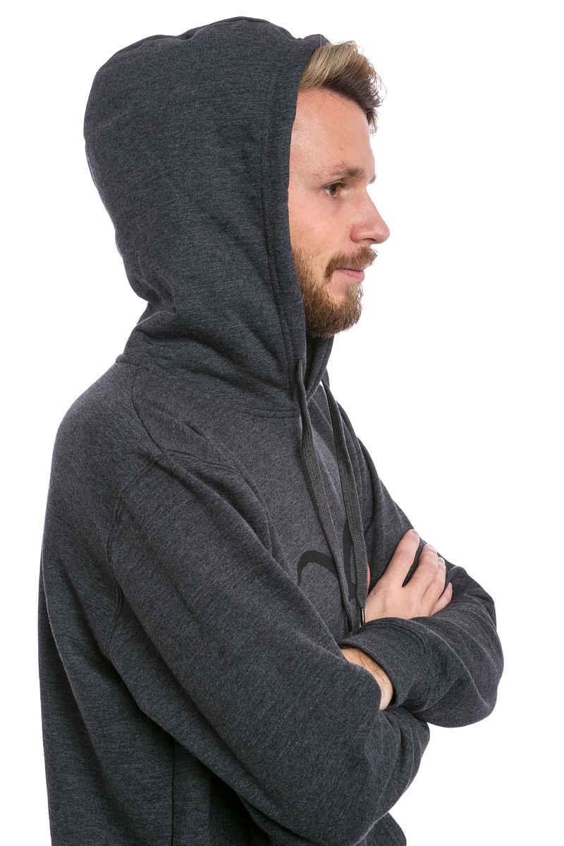 Cleptomanicx Möwe Hoodie (heather black)