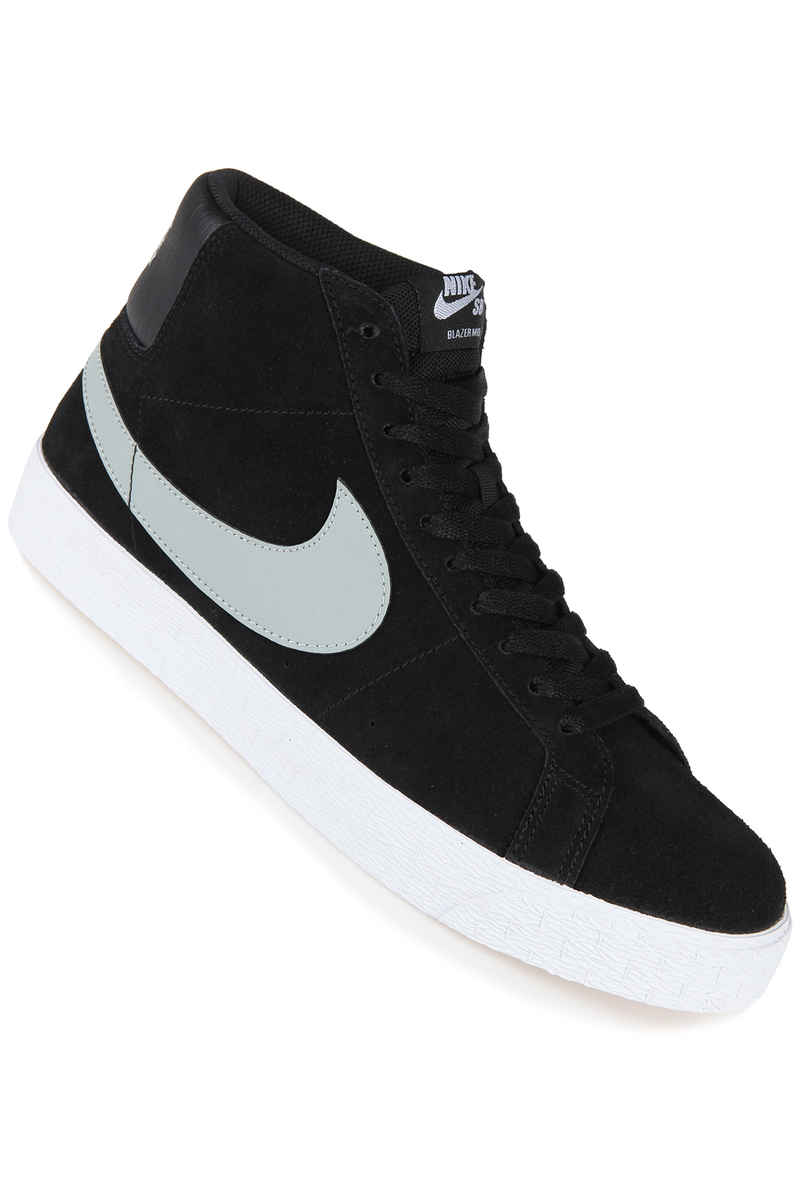 Nike SB Blazer Premium SE Schuh (black base grey white)