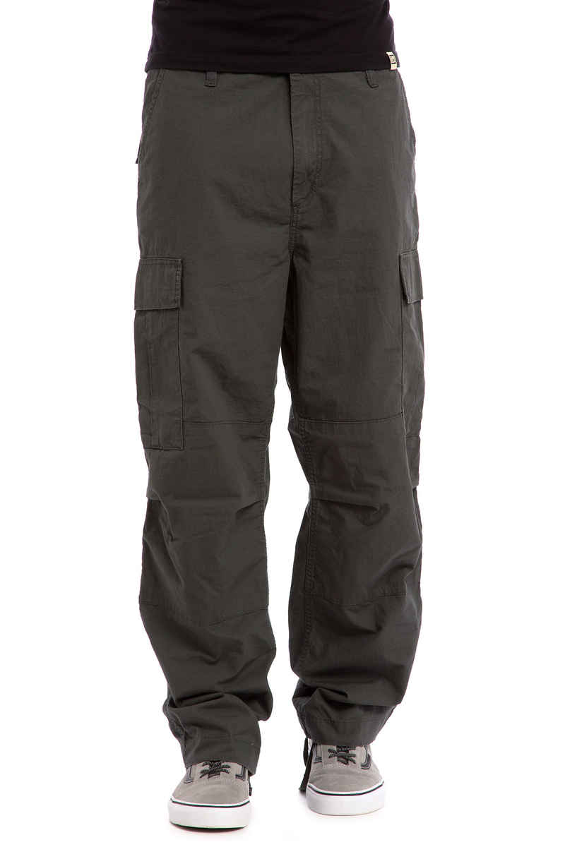 Carhartt WIP Cargo Pant Columbia Hose (blacksmith rinsed)