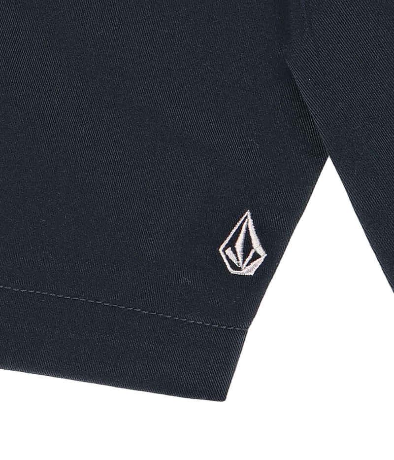 Volcom Frickin Modern Stretch Shorts  (dark navy)