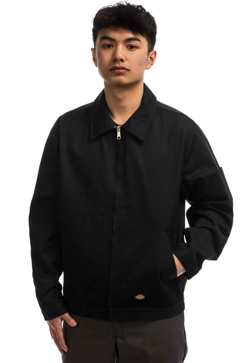 Dickies Unlined Eisenhower Jacke (black)