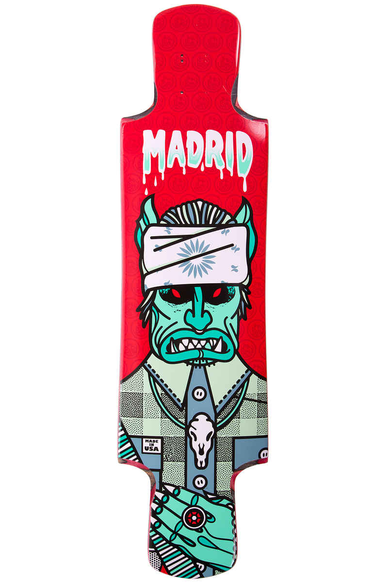 "Madrid Goat Sucker 2014 38.35"" (97,4cm) Longboard Deck"