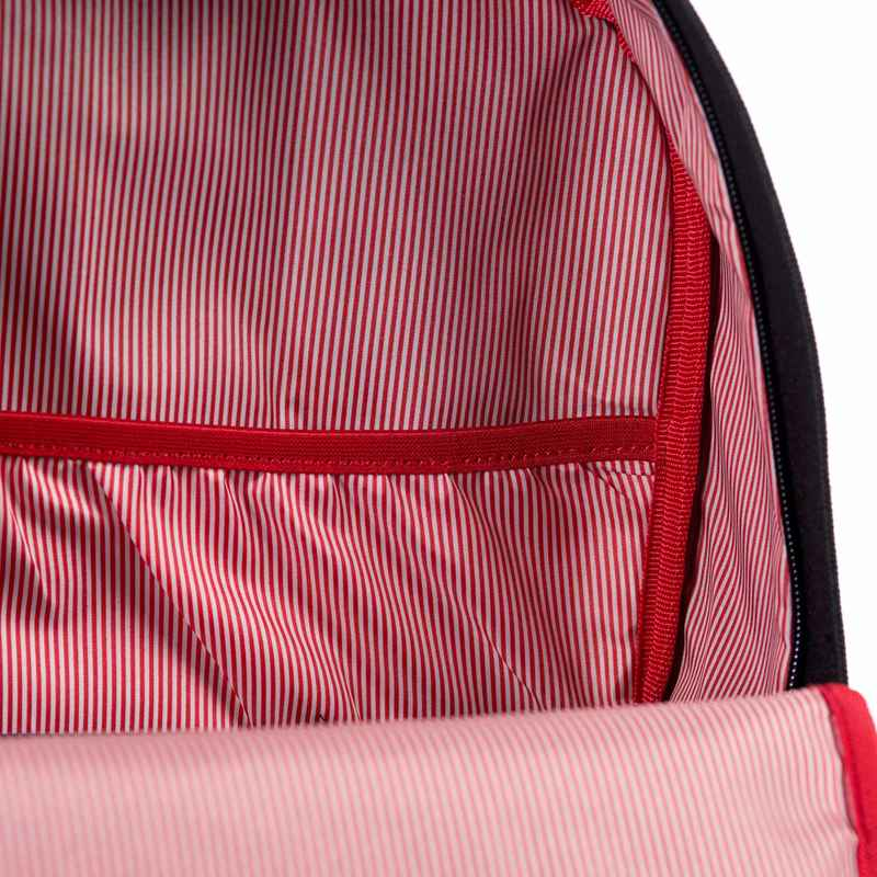 Herschel Crown Rubber Backpack 18L (black)