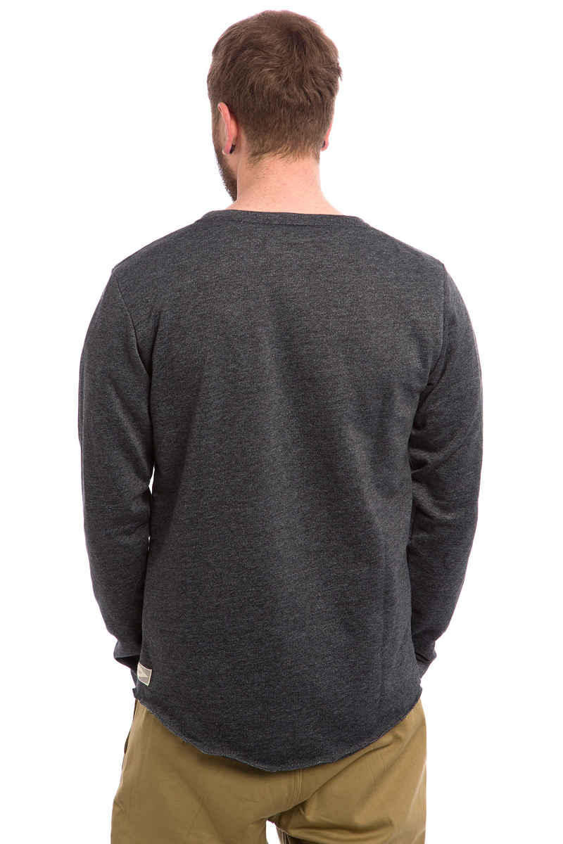 Forvert Sidcup Sweatshirt (grey melange)