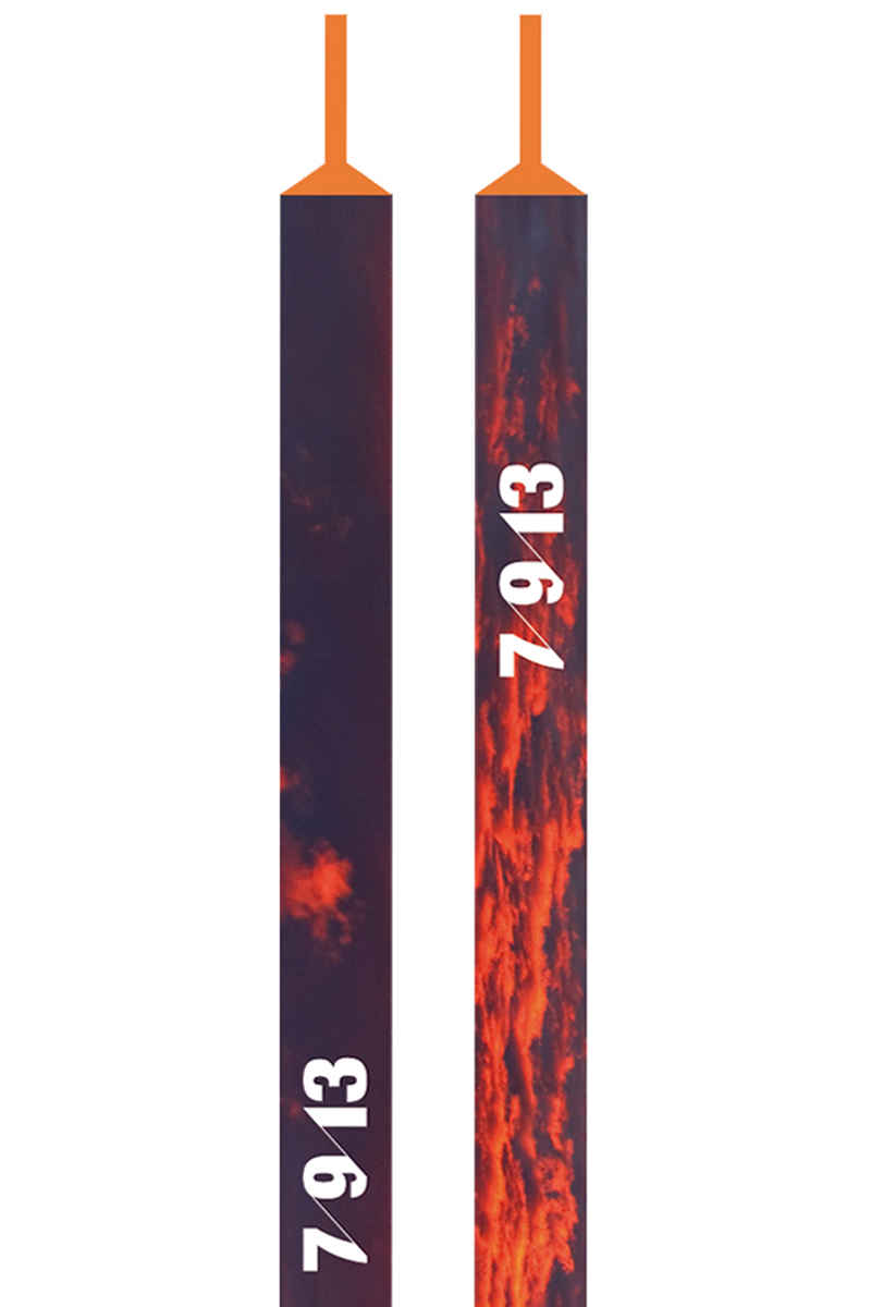 Sevennine13 Himinn Lace 3er-Pack Cinturón (multi)