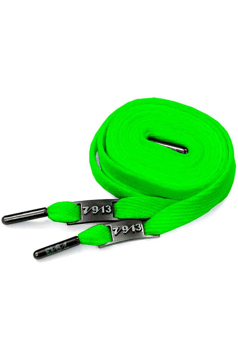 Sevennine13 Full Metal Lacets (neon green)