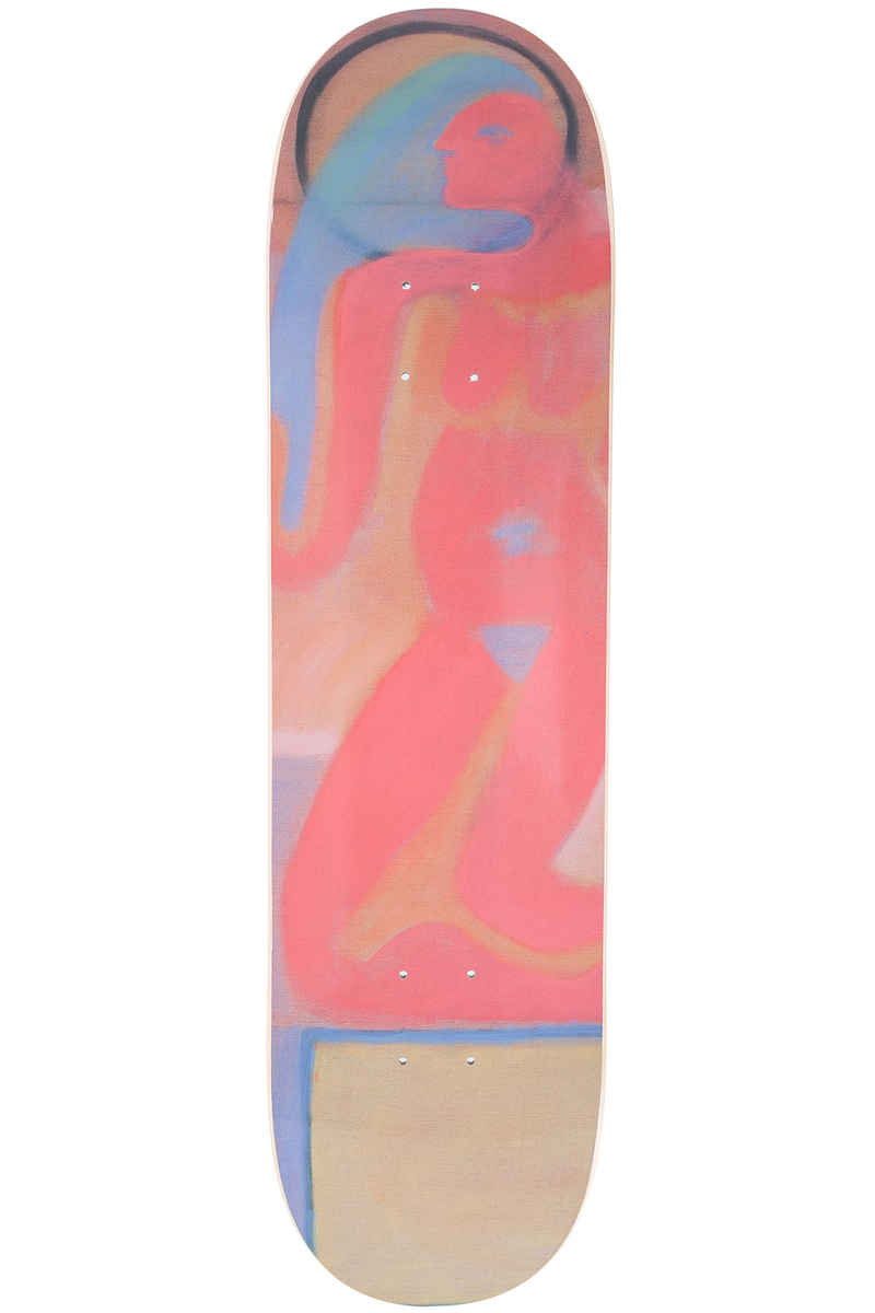 "Isle Skateboards Tognelli Finneran 8.25"" Deck (multi)"