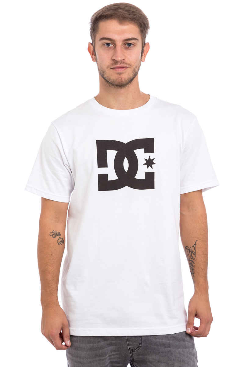 DC Star T-Shirt (white)