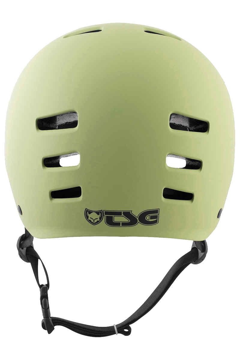 TSG Evolution-Solid-Colors Helmet (hunting green)