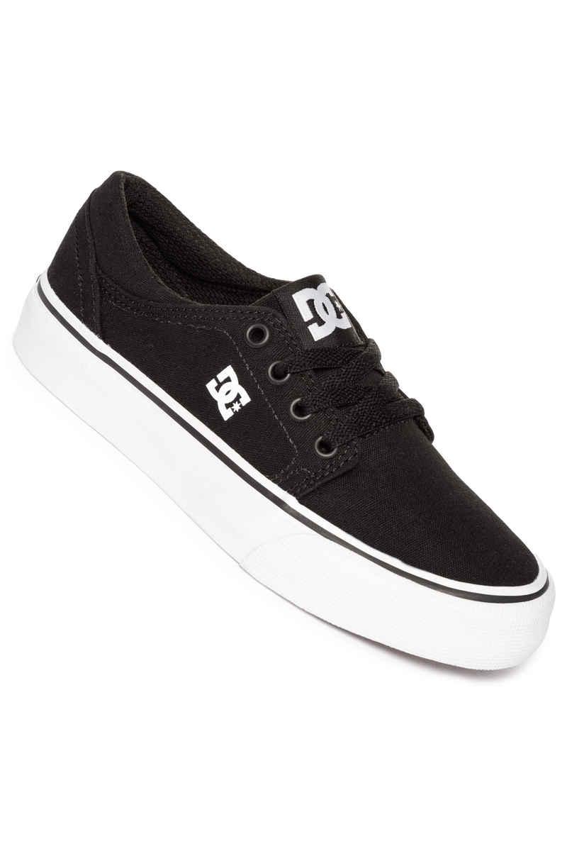 DC Trase TX Shoes (black white)