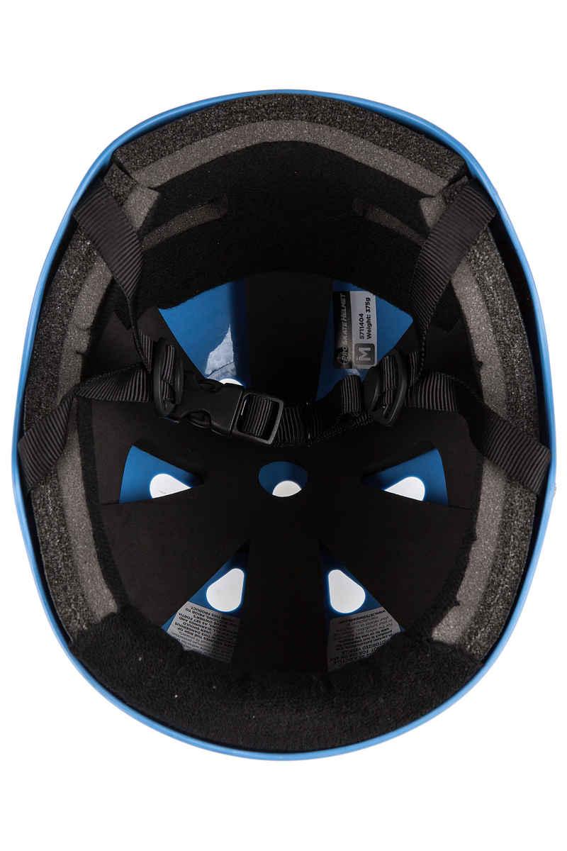 187 Killer Pads Pro Skate Helm (gloss light blue)