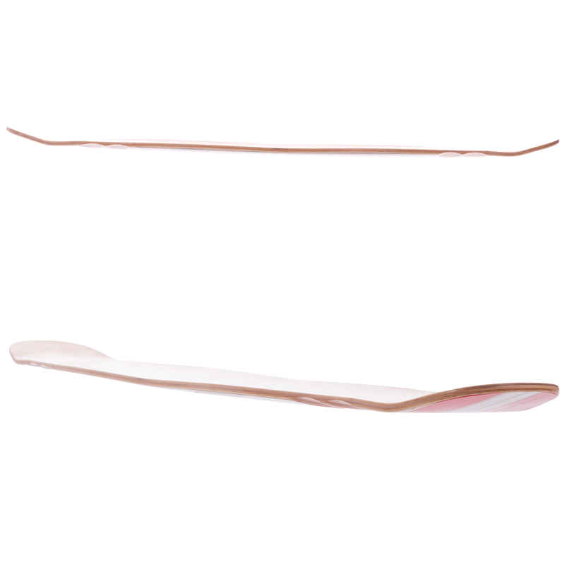 "Lush Legend Stripe 45.75"" Tavola longboard"
