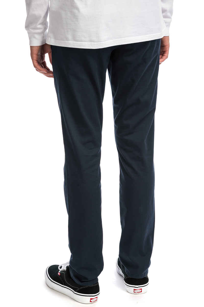 REELL Flex Tapered Chino Hose (navy blue)