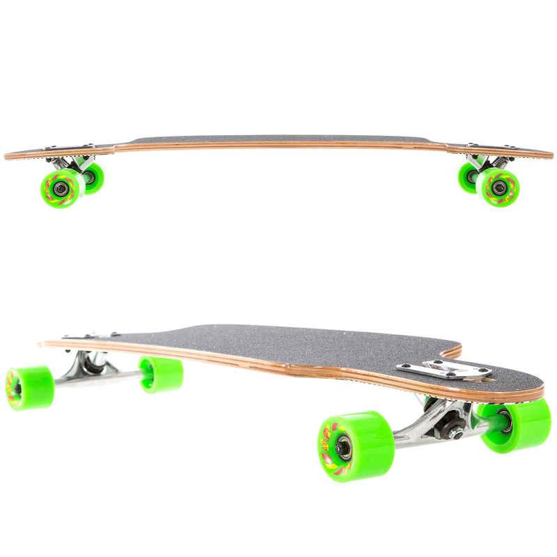 "Lush Freebyrd 37.5"" (95,25cm) Longboard-Complète (stripes)"