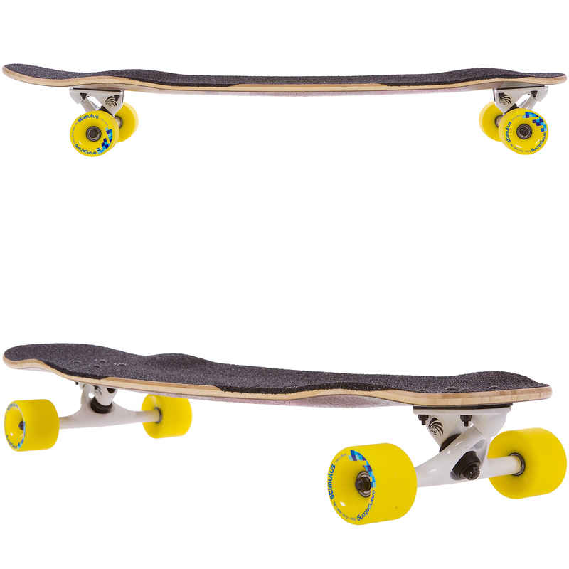 "Loaded Cantellated Tesseract 36"" (91,4cm) Longboard-completo"