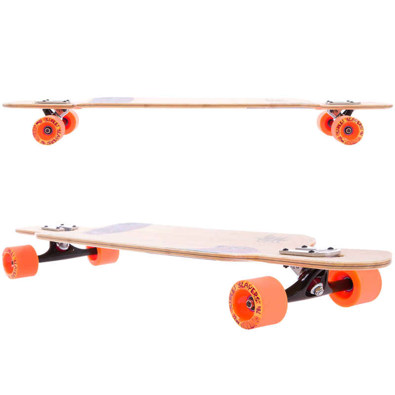 """Riviera Word to the Wise 41"""" (104,1cm) Komplett-Longboard (natural)"""