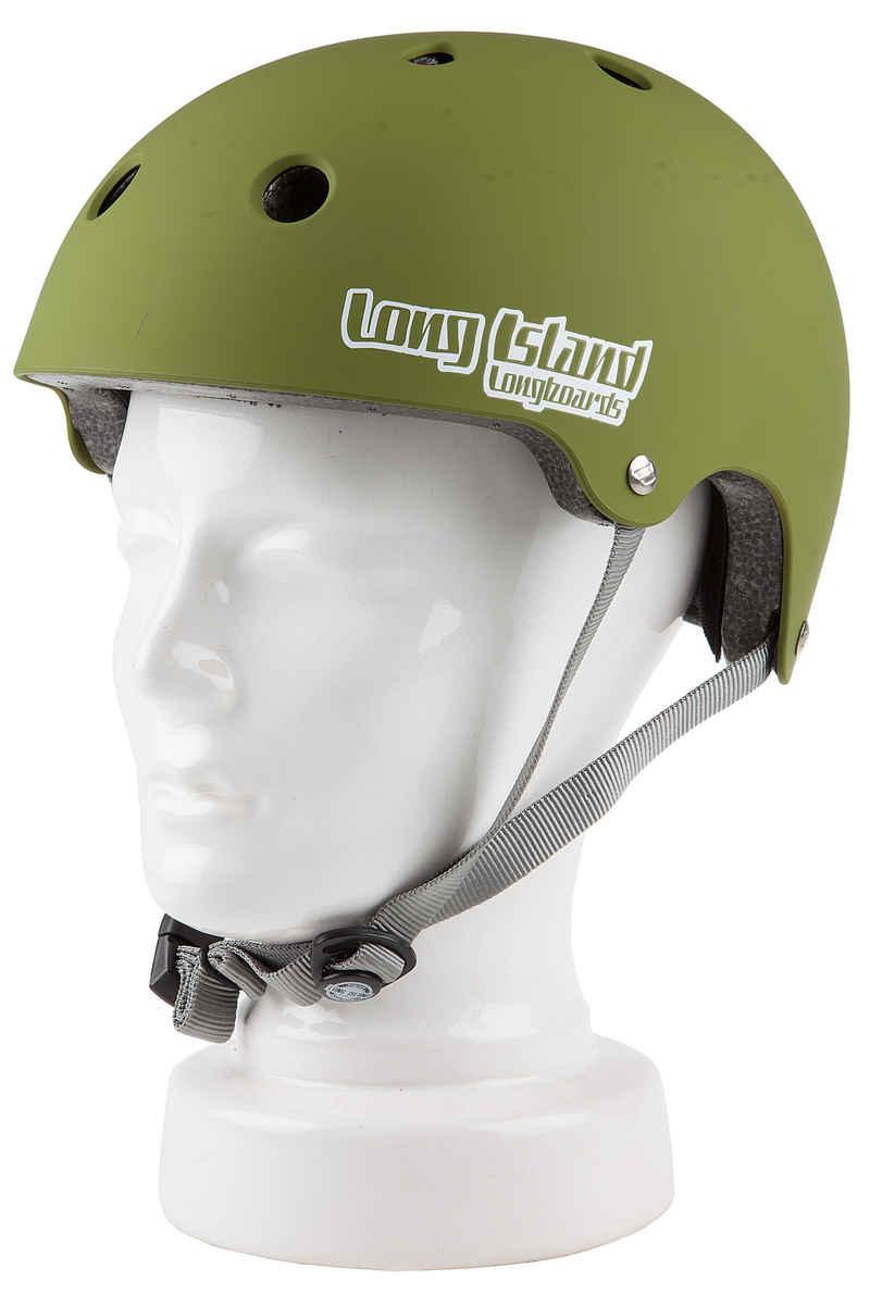 Long Island Skate Helm (green)