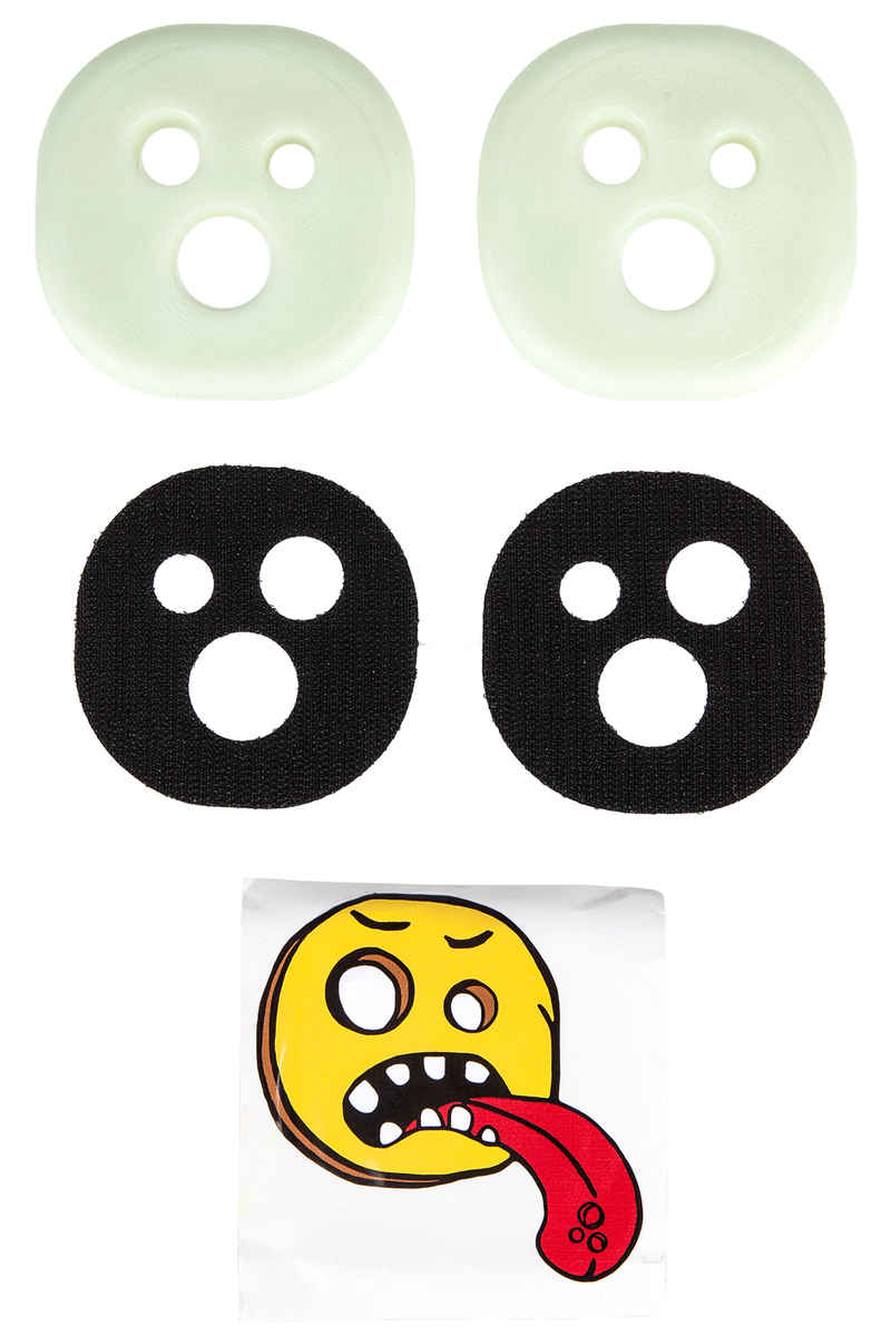 Holesom Glow Slide Pucks (glow in the dark)