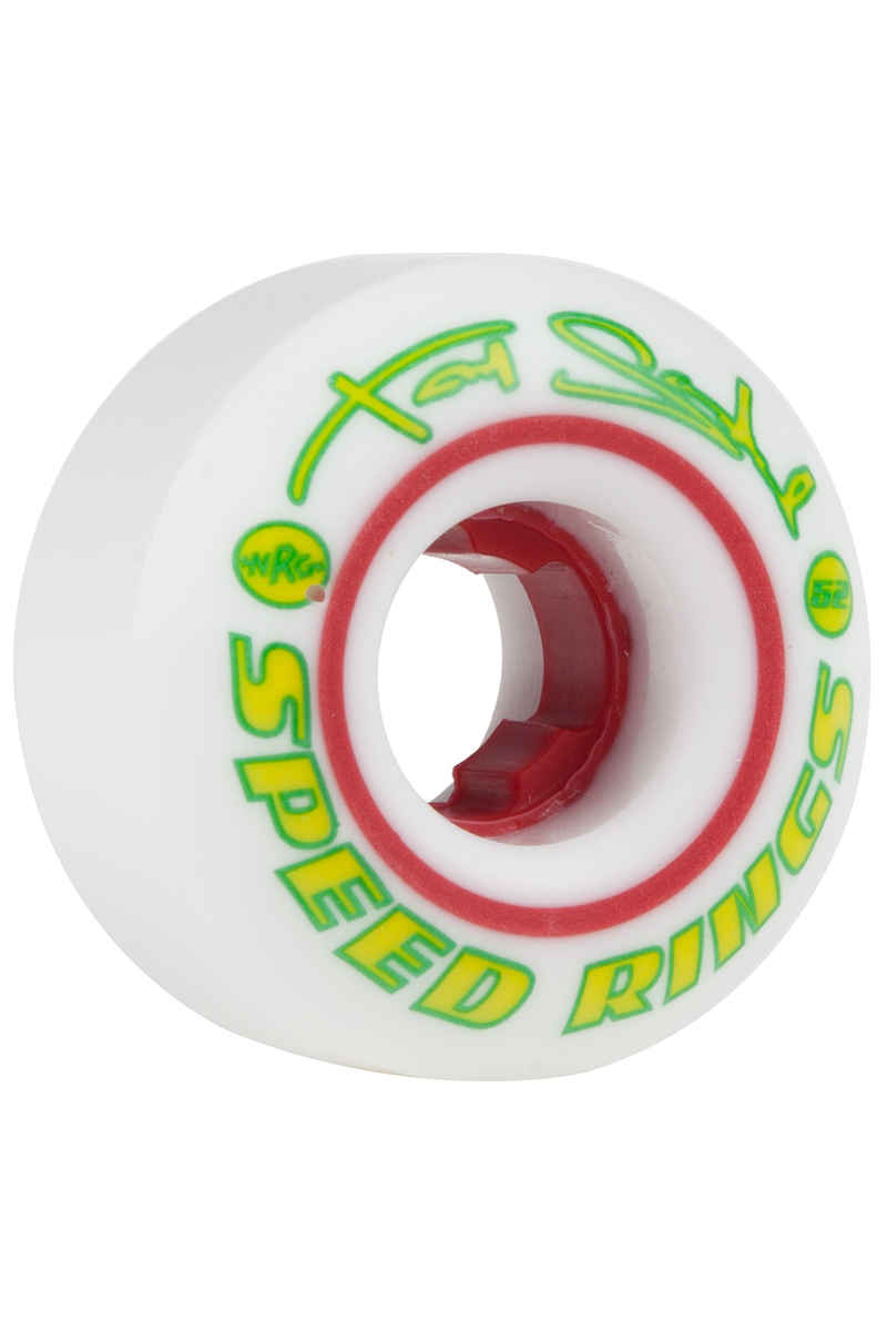 Ricta Sandoval Speedrings Rueda (white) 52mm 101A Pack de 4