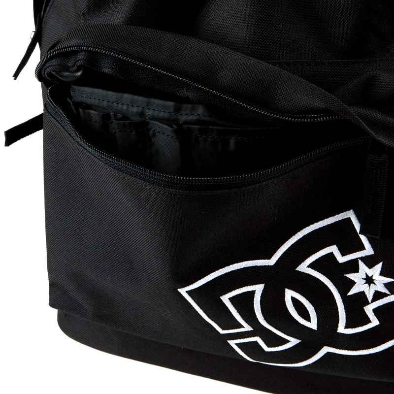 DC Bunker Solid Backpack 18,5L (black)