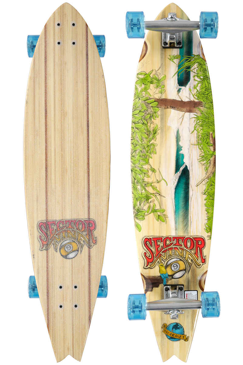 "Sector 9 Nica 39.5"" (100,3cm) Complete-Longboard"