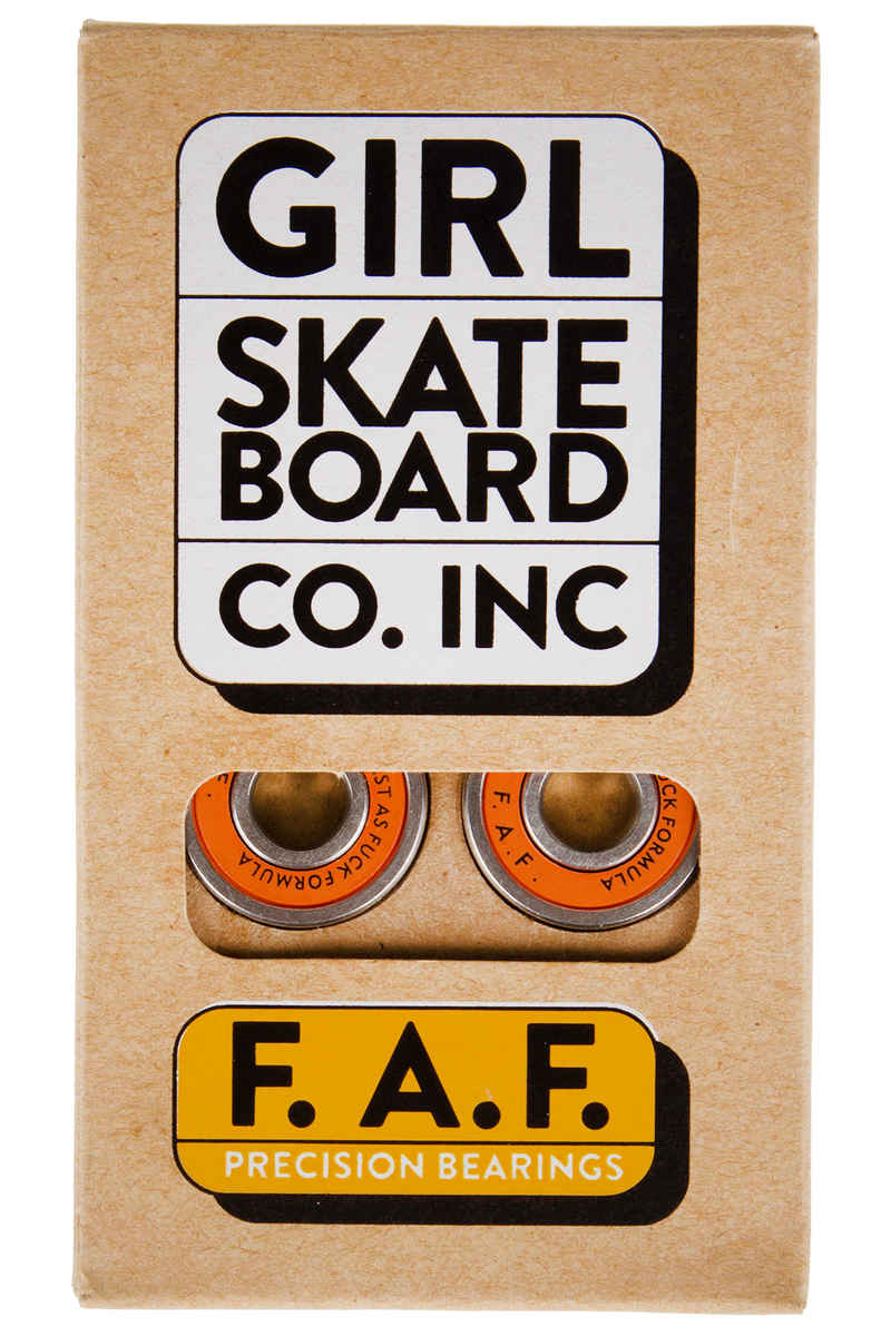 Girl F.A.F. Bearings