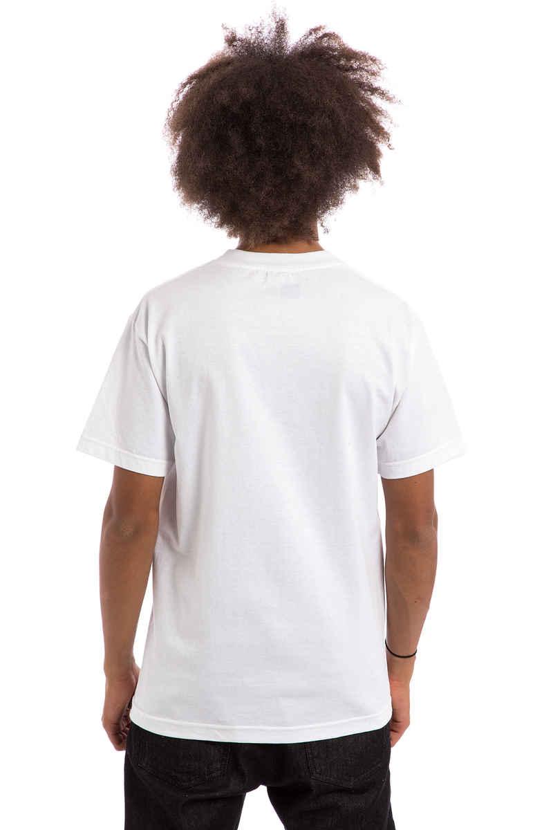 Chocolate x skatedeluxe Chunk T-Shirt (white)