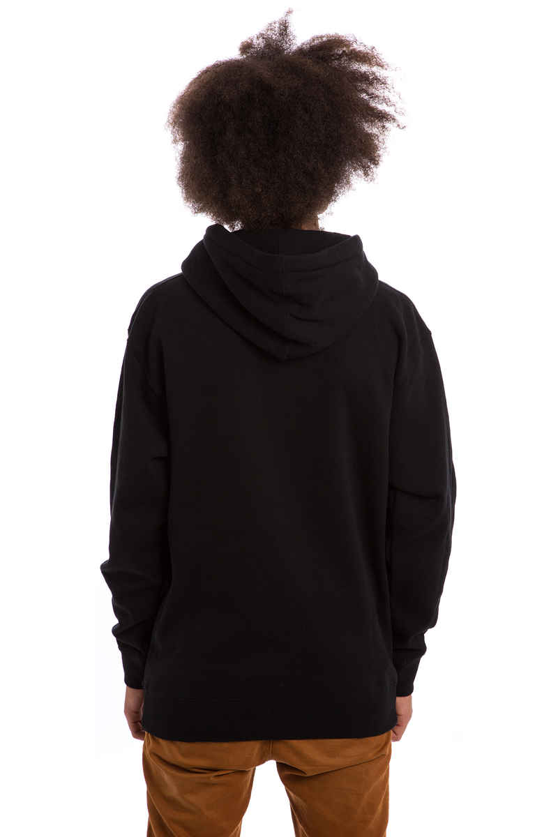 Chocolate x skatedeluxe Chunk sweat à capuche (black)