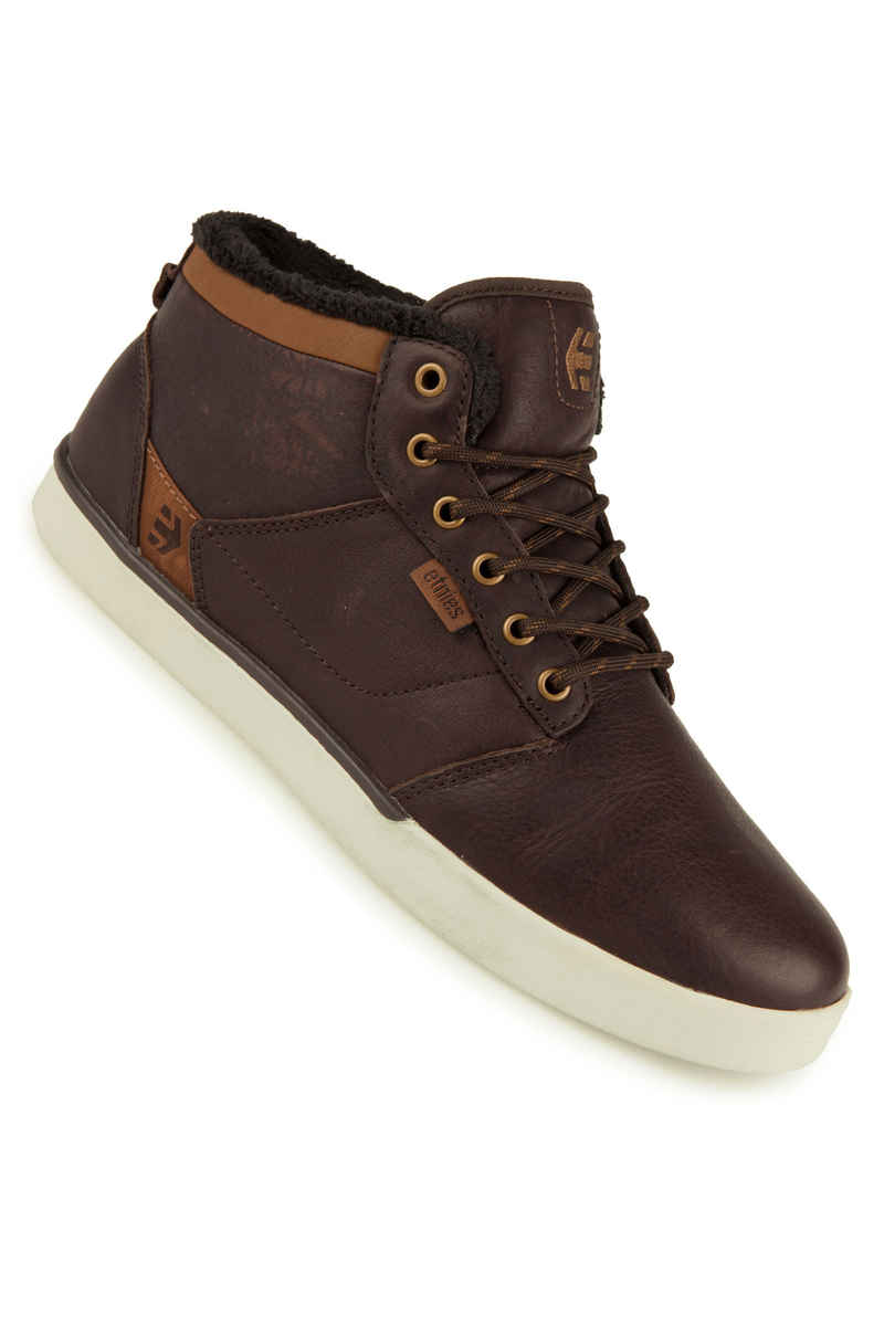Etnies Jefferson Mid Schuh (brown white)