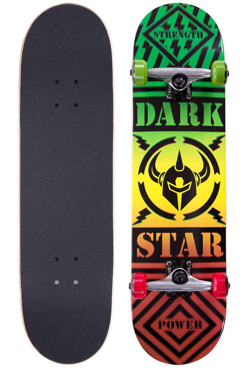 "Darkstar Blunt 8"" Tavola completa (rasta)"