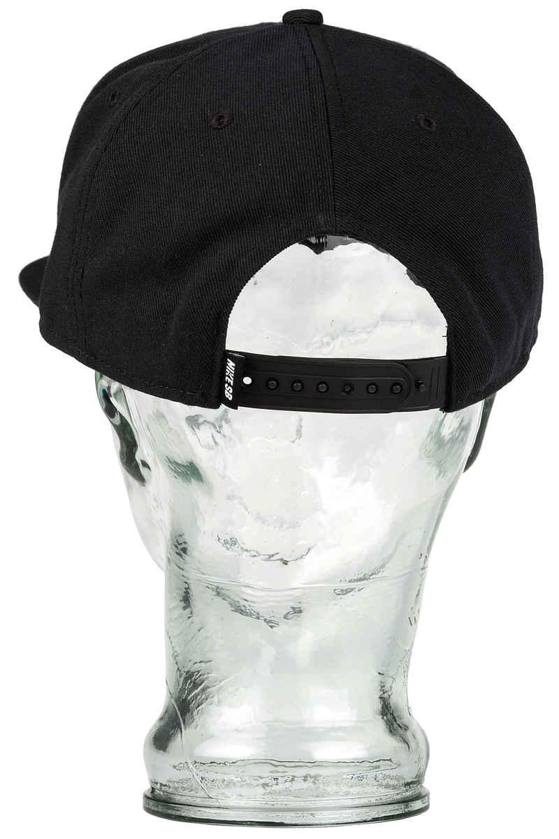 Nike SB Icon Snapback Casquette (black)