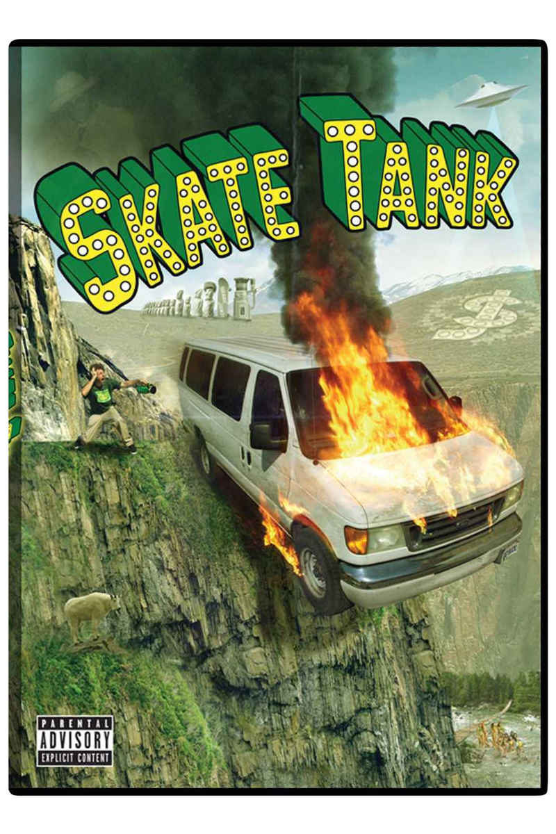 Shake Junt Skate Tank DVD