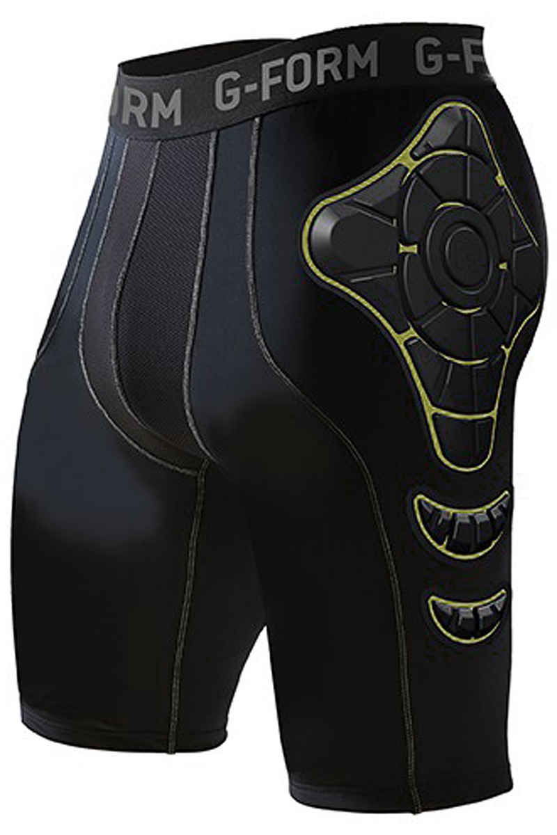 G-Form Pro-X Compression Protektorhose (black yellow)